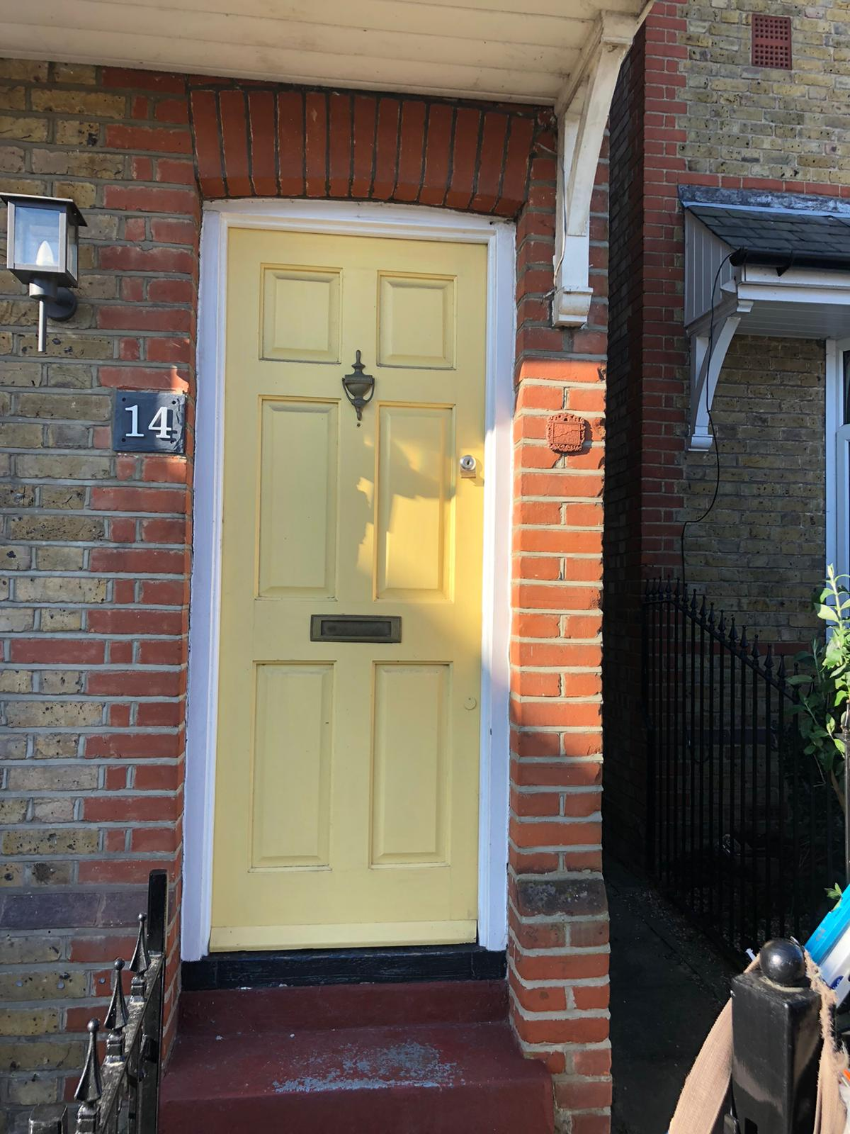 Composite Door Replacement